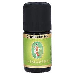 PRIMAVERA Zirbelkiefer Bio ätherisches Öl 5 Milliliter
