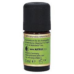 ROSE PERSISCH Bio 10% ätherisches Öl 5 Milliliter - Rechte Seite