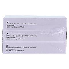 Mucoclear 3% NaCl Inhalationslösung 60x4 Milliliter - Oberseite
