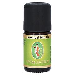 PRIMAVERA Lavendel Öl Fein kbA ätherisch 5 Milliliter