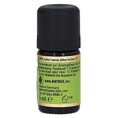 PRIMAVERA Lavendel Öl Fein kbA ätherisch 5 Milliliter - Rechte Seite