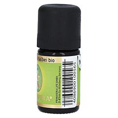 PRIMAVERA Muskatellersalbei kbA ätherisches Öl 5 Milliliter - Linke Seite