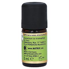 PALMAROSA Öl kbA ätherisch 5 Milliliter - Rechte Seite
