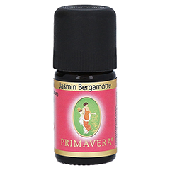 PRIMAVERA Jasmin Bergamotte Duftmischung 5 Milliliter