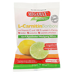 L-CARNITIN BONBONS Megamx 95 Gramm