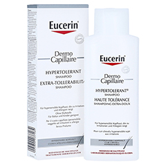Eucerin DermoCapillaire Hypertolerant Shampoo 250 Milliliter