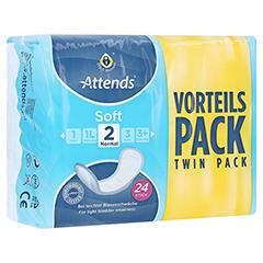 ATTENDS Soft 2 normal 24 Stück