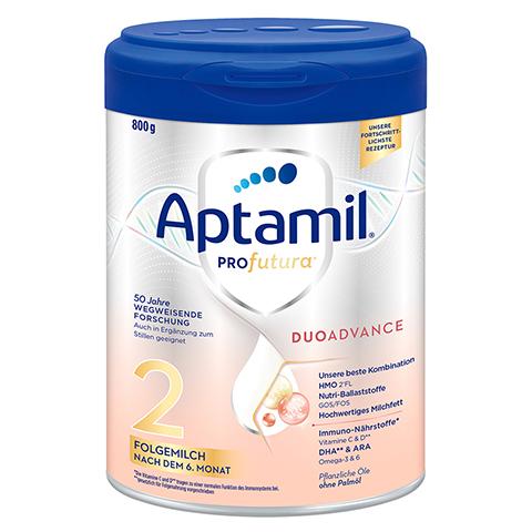 APTAMIL Profutura 2 Safebox Folgemilch ab 6.Monat 800 Gramm