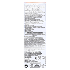 Eucerin Sun Gel-Creme Oil Control LSF 50+ + gratis Eucerin Strandtasche 50 Milliliter - Rechte Seite