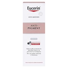 Eucerin Anti-Pigment Nachtpflege Creme 50 Milliliter - Rückseite