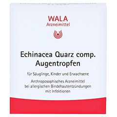 ECHINACEA QUARZ comp.Augentropfen 5x0.5 Milliliter N1 - Vorderseite