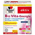 DOPPELHERZ B12 Vita-Energie Trinkampullen 30 Stück