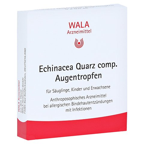 ECHINACEA QUARZ comp.Augentropfen 5x0.5 Milliliter N1