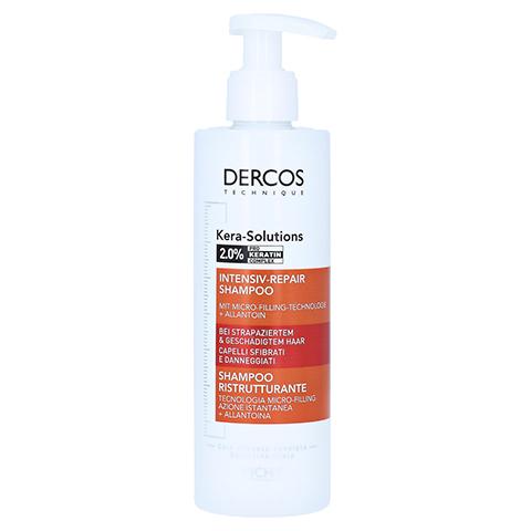 VICHY DERCOS Kera-Solutions Shampoo 250 Milliliter