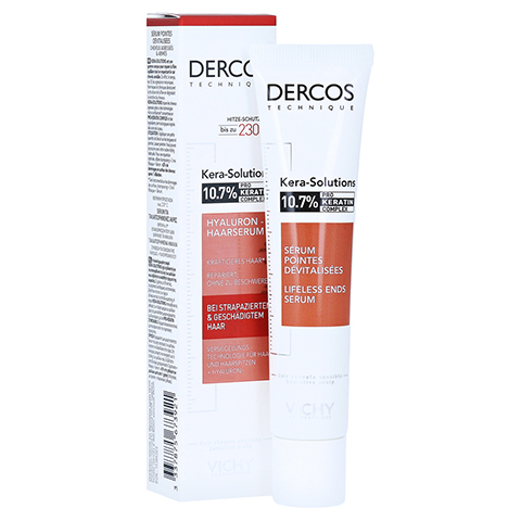 VICHY DERCOS Kera-Solutions Serum 40 Milliliter