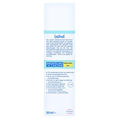 LADIVAL Sonnenschutz Gesicht Fluid matt.LSF 50+ + gratis Ladival mattierendes Fluid LSF 30 (5 ml) 50 Milliliter - Rückseite