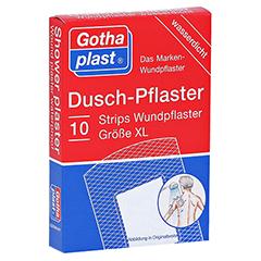 Gothaplast Duschpflaster XL 48x70 mm 10 Stück