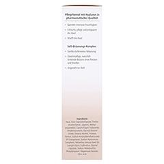 HYALURON SANFTE Bräune Körperpflege Creme 200 Milliliter - Rechte Seite