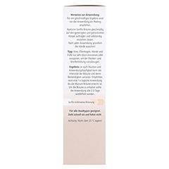 HYALURON SANFTE Bräune Körperpflege Creme 200 Milliliter - Linke Seite