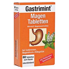 BAD HEILBRUNNER Gastrimint Magen Tabletten 60 Stück