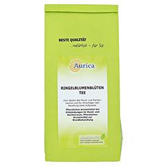 Ringelblumenblüten Tee Aurica 100 Gramm - Vorderseite