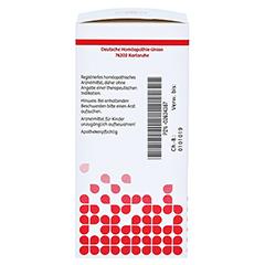NUX VOMICA D 6 Tabletten 200 Stück N2 - Linke Seite