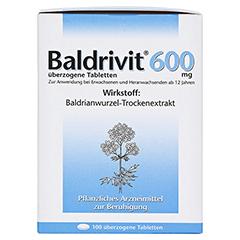 Baldrivit 600mg 100 Stück - Vorderseite