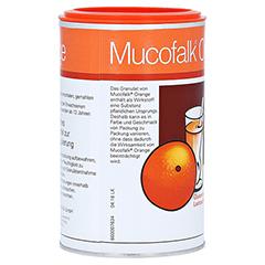 Mucofalk Orange 150 Gramm - Rechte Seite