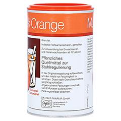 Mucofalk Orange 150 Gramm - Linke Seite