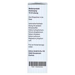 RHINO ORTHIM Nasenspray 15 Milliliter - Linke Seite