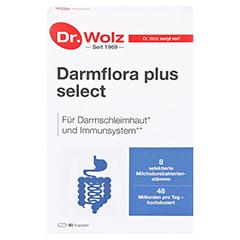 Darmflora plus Select Kapseln 80 Stück - Vorderseite