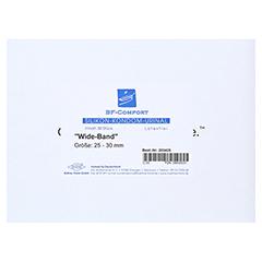 BF Urinal Kondom Wide Band 25 mm 30 Stück - Oberseite