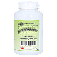LEINÖL 1000 mg Lamperts Kapseln 100 Stück - Linke Seite