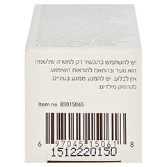 Ahava Extreme Night Treatment Essenz 30 Milliliter - Unterseite