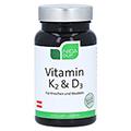 NICAPUR Vitamin K2 & D3 Kapseln 60 Stück
