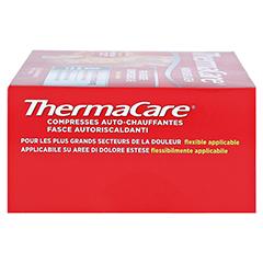 ThermaCare Wärmeauflagen für größere Schmerzbereiche 4 Stück - Rechte Seite