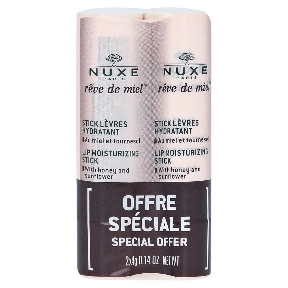 nuxe-reve-de-miel-lippenpflegestift-2x4-gramm