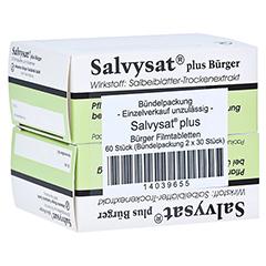 Salvysat plus Bürger 2x30 Stück