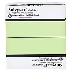 Salvysat plus Bürger 2x30 Stück - Rückseite