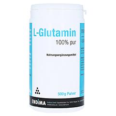 L-Glutamin 100% Pur Pulver 500 Gramm