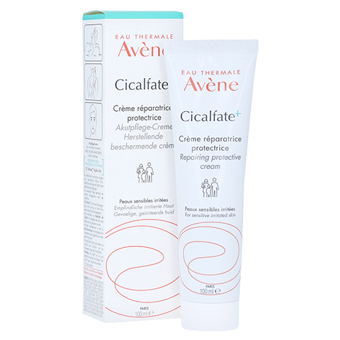 Avène Cicalfate+ Akutpflege-Creme 100 Milliliter