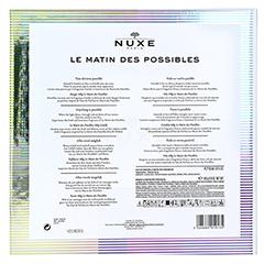 """NUXE Geschenkset """"Le Matin des Possibles"""" 1 Stück - Rückseite"""