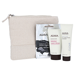 AHAVA Naturally Beautiful Skin Set 78 Milliliter
