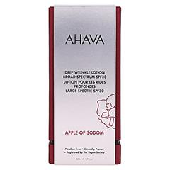 AHAVA Apple Of Sodom Deep Wrinkle Lotion SPF 30 50 Milliliter - Vorderseite