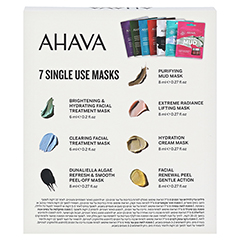 "AHAVA Set ""Mask Moment"" 52 Milliliter - Rückseite"