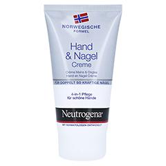 NEUTROGENA norweg.Formel Hand & Nagel Creme 75 Milliliter