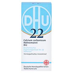BIOCHEMIE DHU 22 Calcium carbonicum D 12 Tabletten 200 Stück N2 - Vorderseite