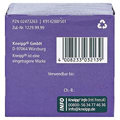 Kneipp Salbeiblätter-Tee 10 Stück - Unterseite