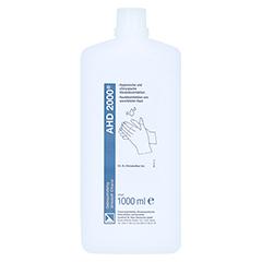 AHD 2000 Lösung 1000 Milliliter - Vorderseite