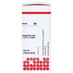ACONITUM C 200 Globuli 10 Gramm N1 - Rechte Seite